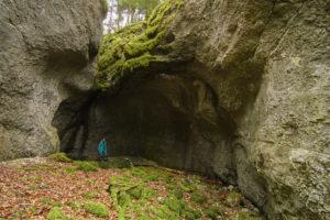 Canyon des Sayottes, vers Valoreille (2)