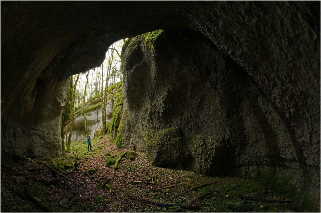 Canyon des Sayottes, vers Valoreille (3)