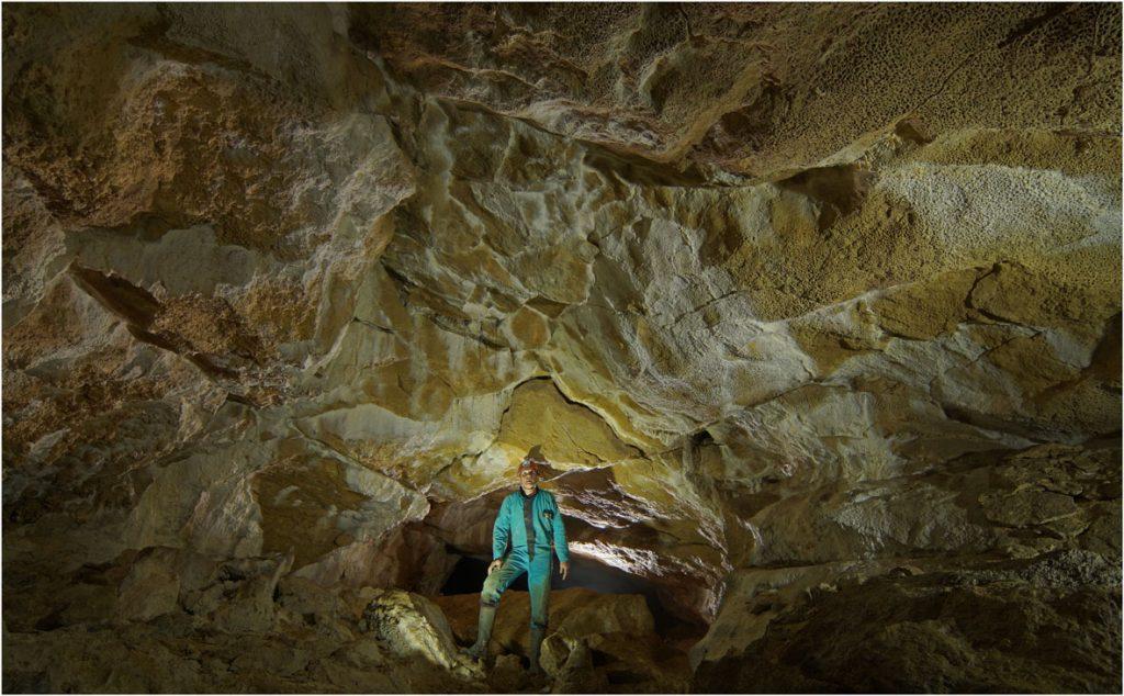 Grotte de la Combe aux Moines, vers Valoreille (1)