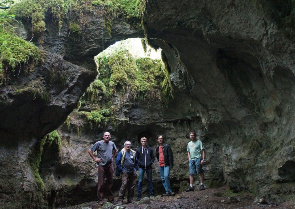 Sentier karstique des Malrochers (2)