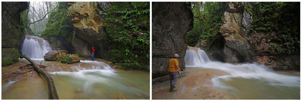 La grande lessive au canyon d'Amondans (11)