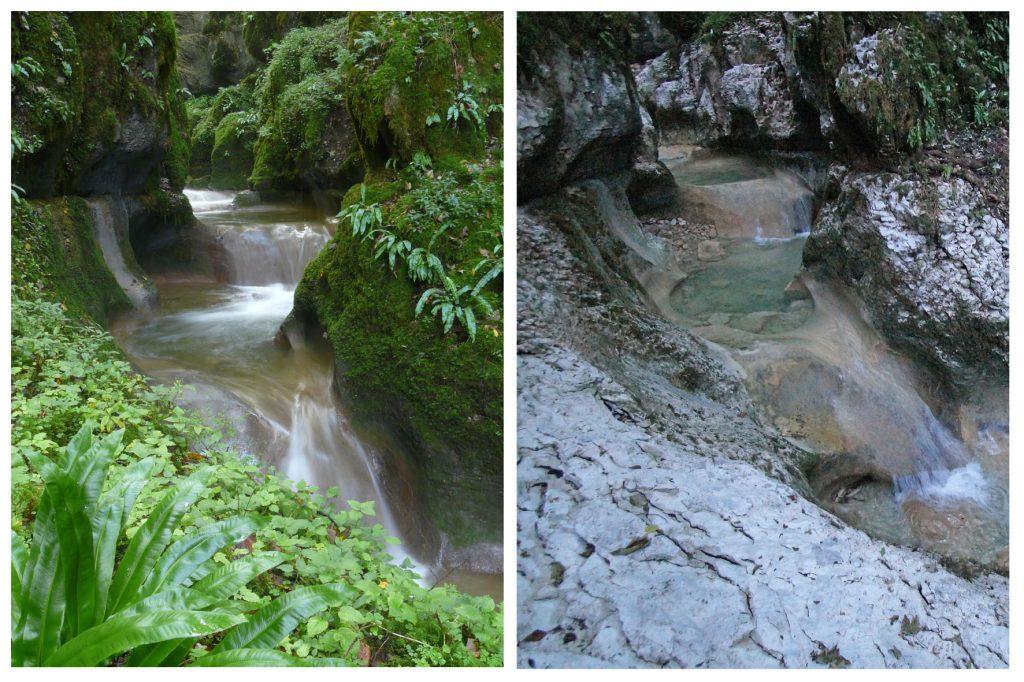 La grande lessive au canyon d'Amondans (4)