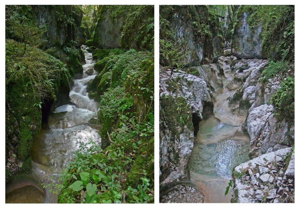 La grande lessive au canyon d'Amondans (5)