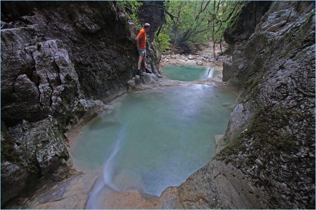 La grande lessive au canyon d'Amondans (9)