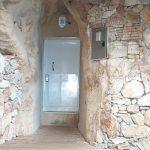 Entrée de la grotte Chauvet